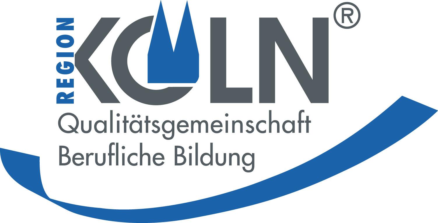 Das Logo der Qualitätsgemeinschaft berufliche Bildung Köln