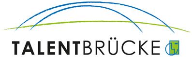 Das TALENTBRÜCKE Logo