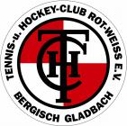 Das Logo des THC Rot Weiss Bergisch-Gladbach