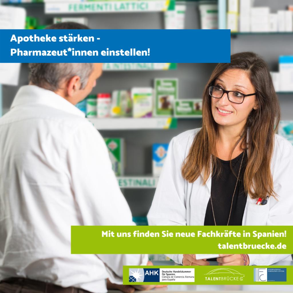 Pharmazeuten finden